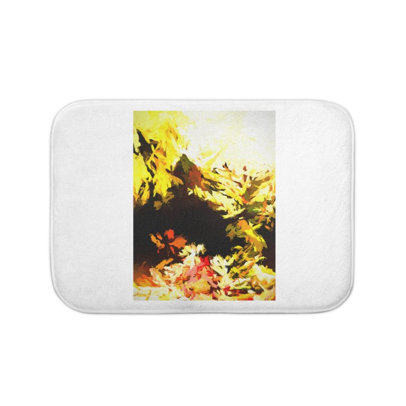 Weeping Woman by the Waterway Home Bath Mat by jackievano's Artist Shop