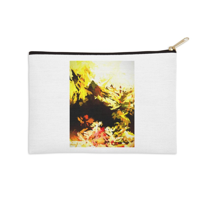 Weeping Woman by the Waterway Accessories Zip Pouch by jackievano's Artist Shop