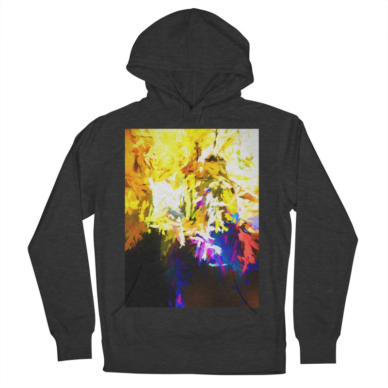 Stealth Attack of the Bird Monster Women's French Terry Pullover Hoody by jackievano's Artist Shop