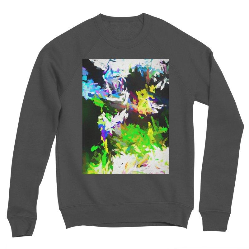 Woman and the Ghost Women's Sponge Fleece Sweatshirt by jackievano's Artist Shop