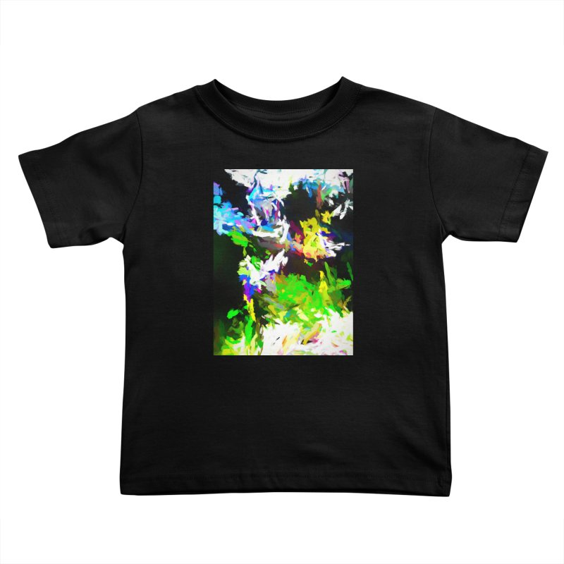 Woman and the Ghost Kids Toddler T-Shirt by jackievano's Artist Shop