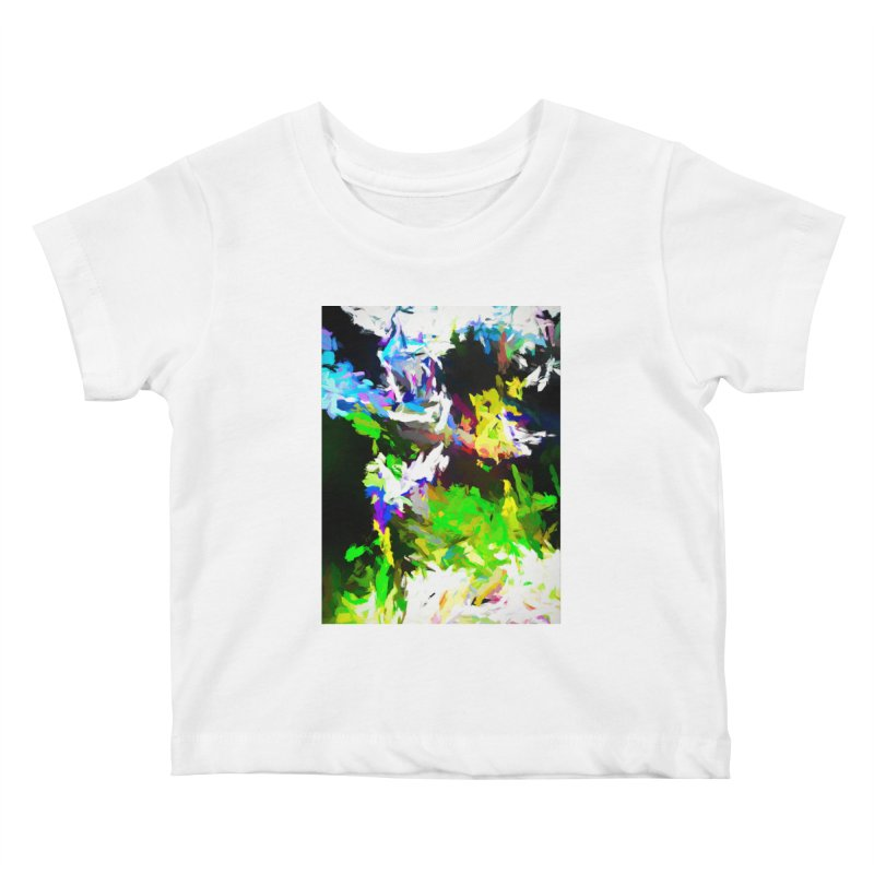 Woman and the Ghost Kids Baby T-Shirt by jackievano's Artist Shop