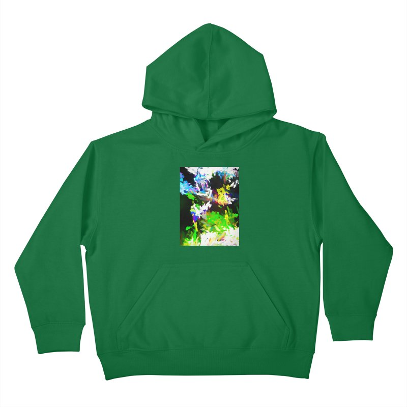 Woman and the Ghost Kids Pullover Hoody by jackievano's Artist Shop