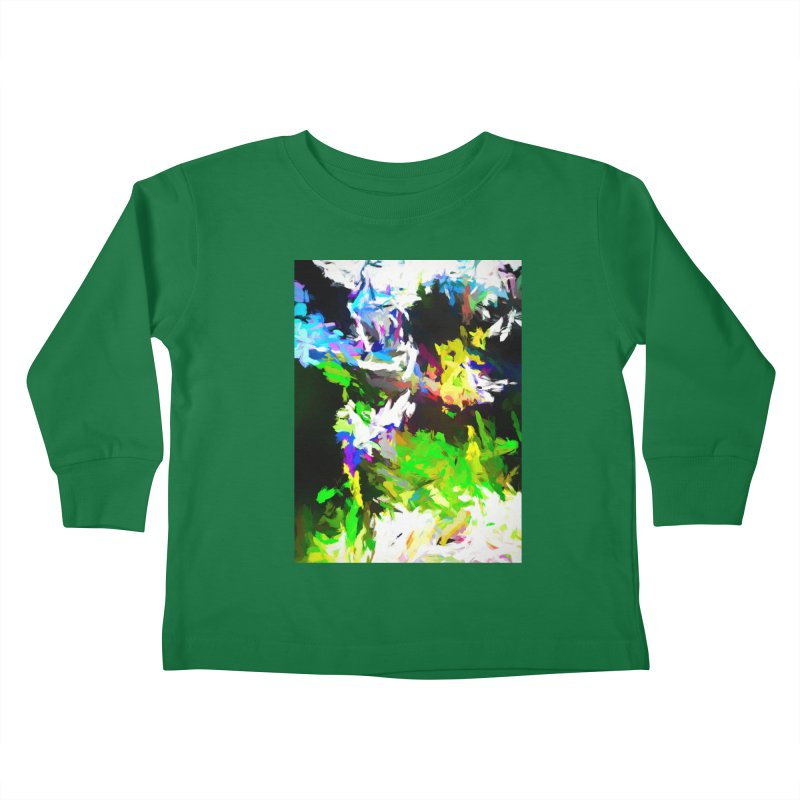 Woman and the Ghost Kids Toddler Longsleeve T-Shirt by jackievano's Artist Shop