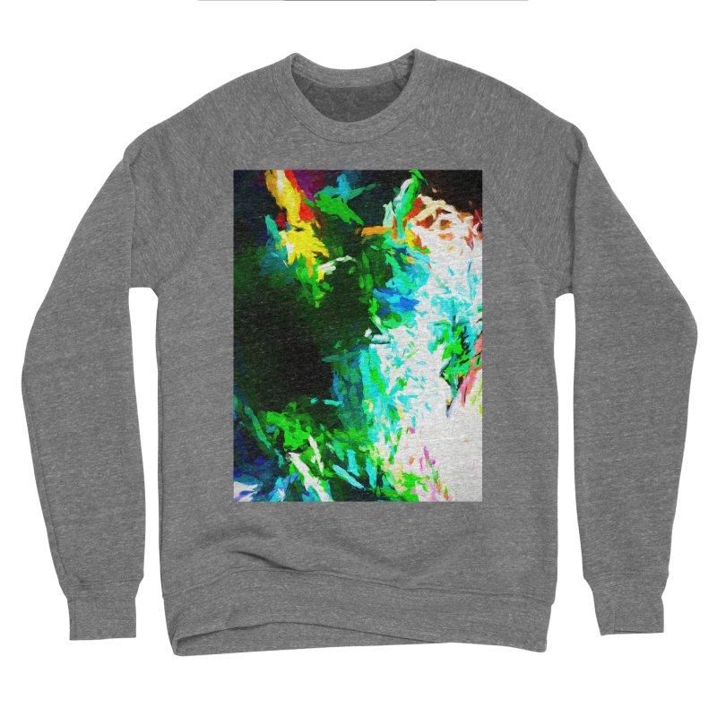 Abyss at the End of the Rainbow Women's Sponge Fleece Sweatshirt by jackievano's Artist Shop
