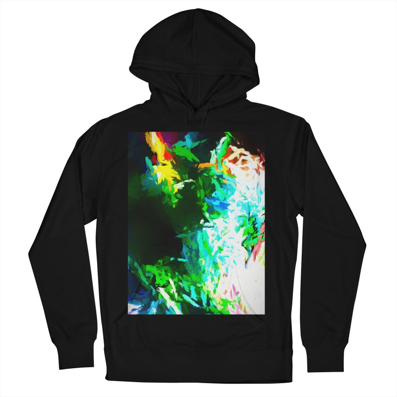 Abyss at the End of the Rainbow Women's French Terry Pullover Hoody by jackievano's Artist Shop