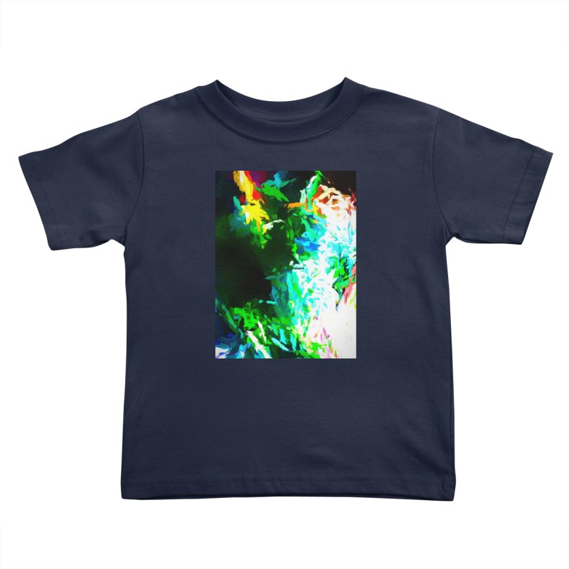 Abyss at the End of the Rainbow Kids Toddler T-Shirt by jackievano's Artist Shop