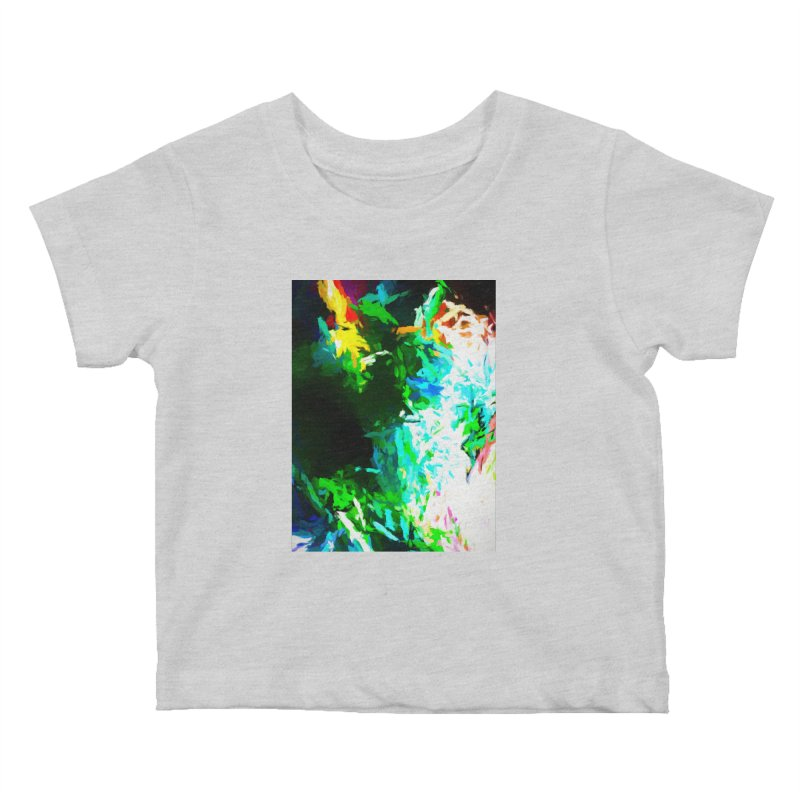 Abyss at the End of the Rainbow Kids Baby T-Shirt by jackievano's Artist Shop