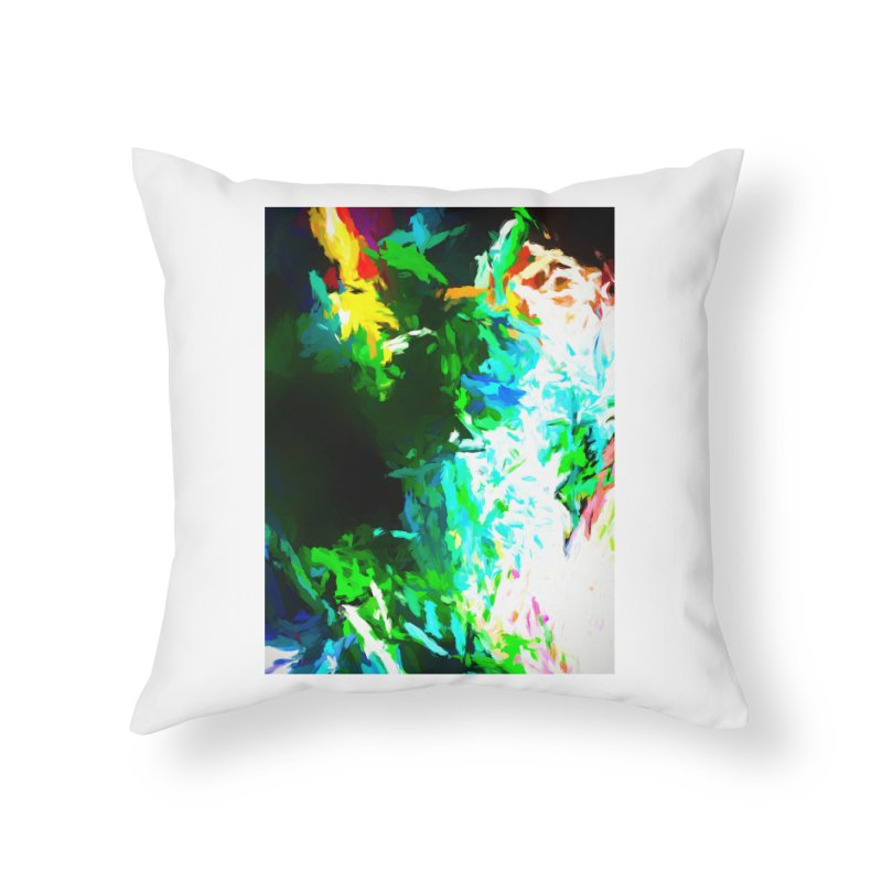 Abyss at the End of the Rainbow Home Throw Pillow by jackievano's Artist Shop