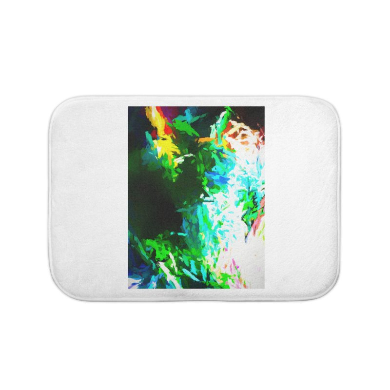 Abyss at the End of the Rainbow Home Bath Mat by jackievano's Artist Shop