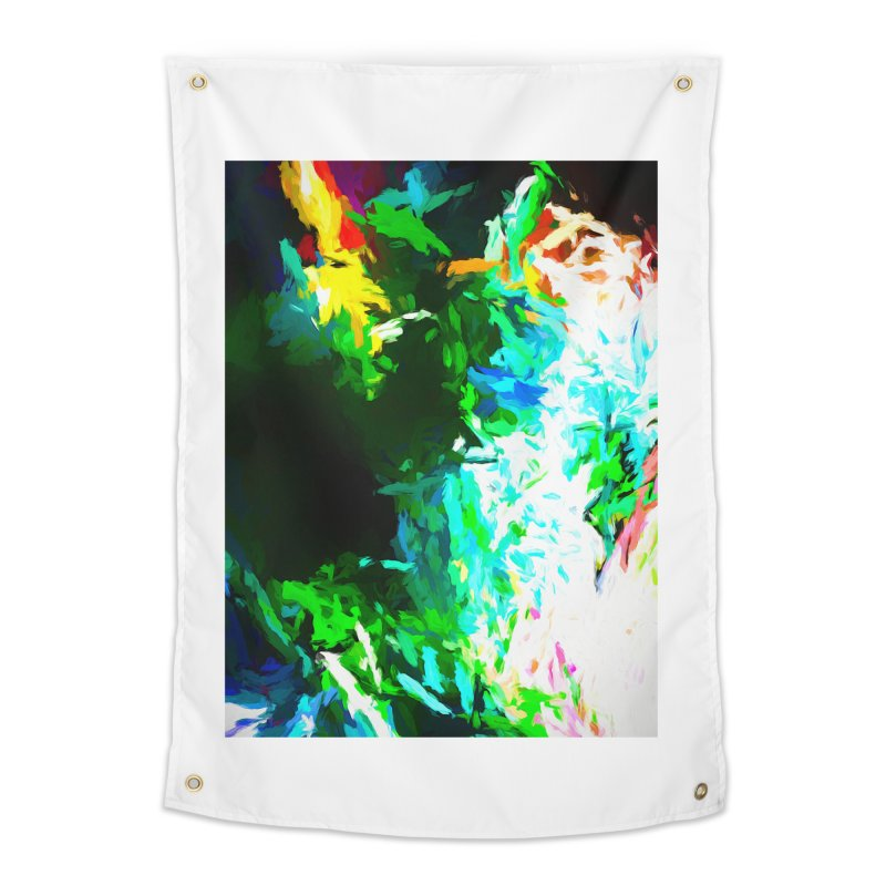 Abyss at the End of the Rainbow Home Tapestry by jackievano's Artist Shop