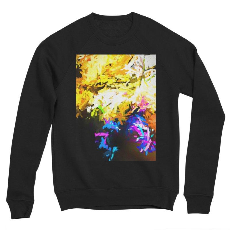 Hidden Evil Smile Women's Sponge Fleece Sweatshirt by jackievano's Artist Shop