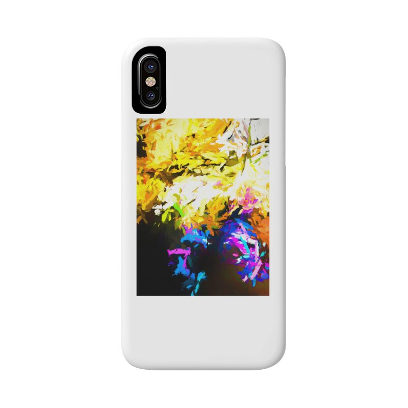 Hidden Evil Smile Accessories Phone Case by jackievano's Artist Shop