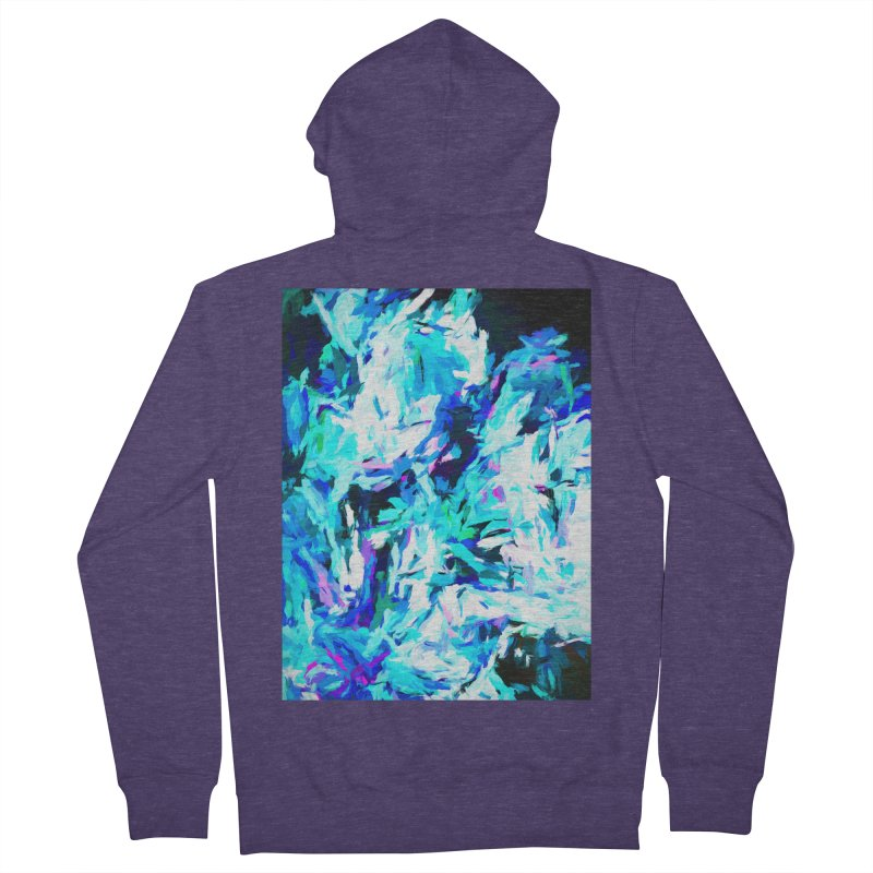 Gargoyle of the Evil Intent Men's French Terry Zip-Up Hoody by jackievano's Artist Shop