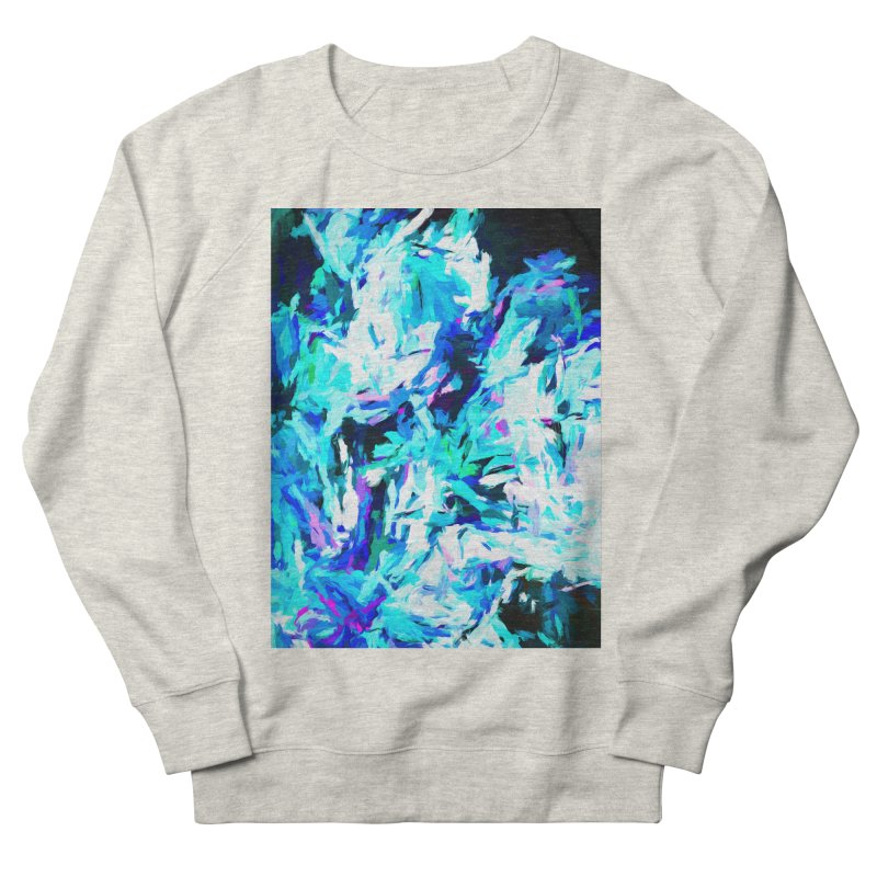 Gargoyle of the Evil Intent Women's French Terry Sweatshirt by jackievano's Artist Shop