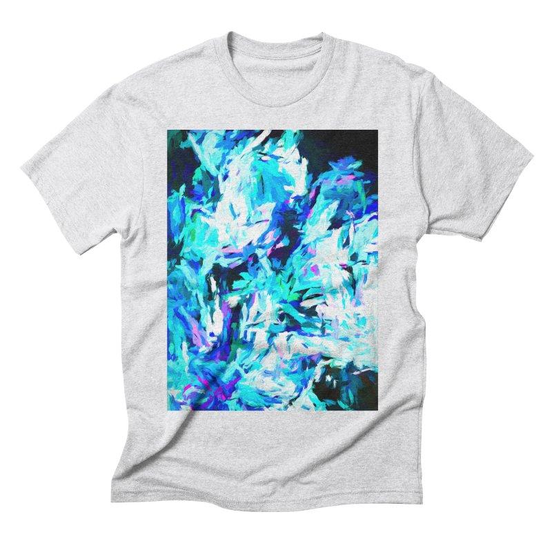 Gargoyle of the Evil Intent Men's Triblend T-Shirt by jackievano's Artist Shop