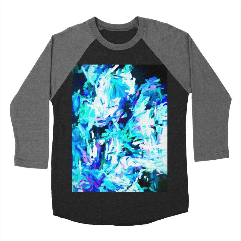 Gargoyle of the Evil Intent Men's Baseball Triblend Longsleeve T-Shirt by jackievano's Artist Shop