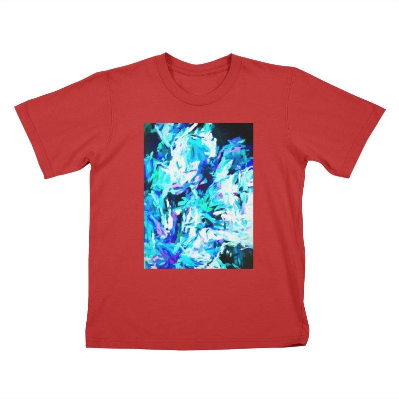 Gargoyle of the Evil Intent Kids T-Shirt by jackievano's Artist Shop