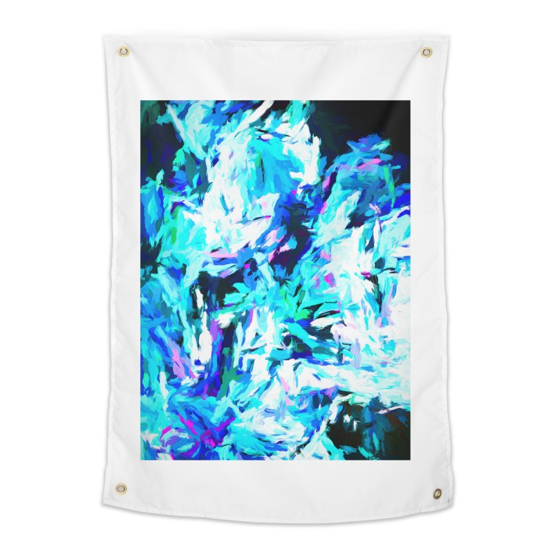 Gargoyle of the Evil Intent Home Tapestry by jackievano's Artist Shop
