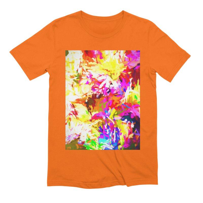 Hot Gargoyle Melting Beneath the Scorching Sun Men's Extra Soft T-Shirt by jackievano's Artist Shop