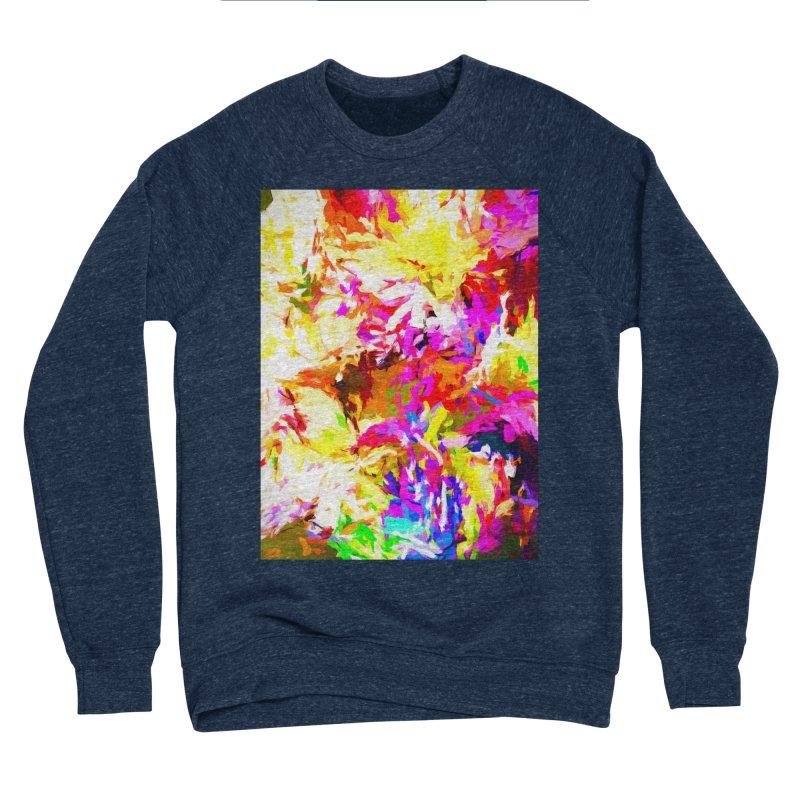 Hot Gargoyle Melting Beneath the Scorching Sun Women's Sponge Fleece Sweatshirt by jackievano's Artist Shop