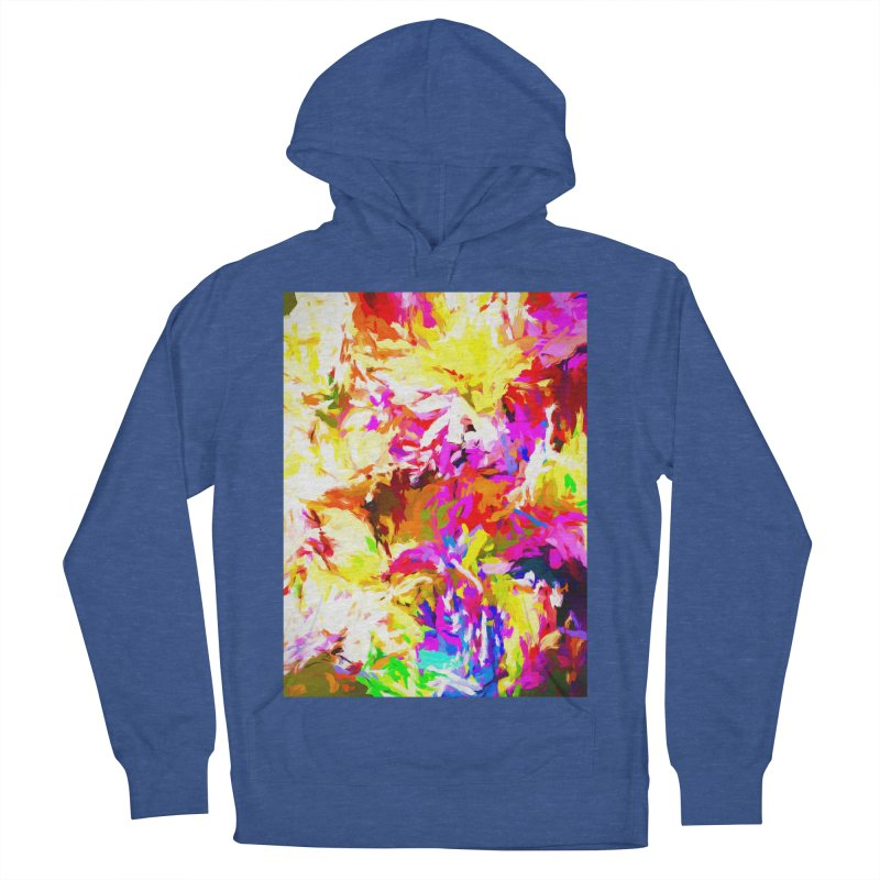 Hot Gargoyle Melting Beneath the Scorching Sun Women's French Terry Pullover Hoody by jackievano's Artist Shop