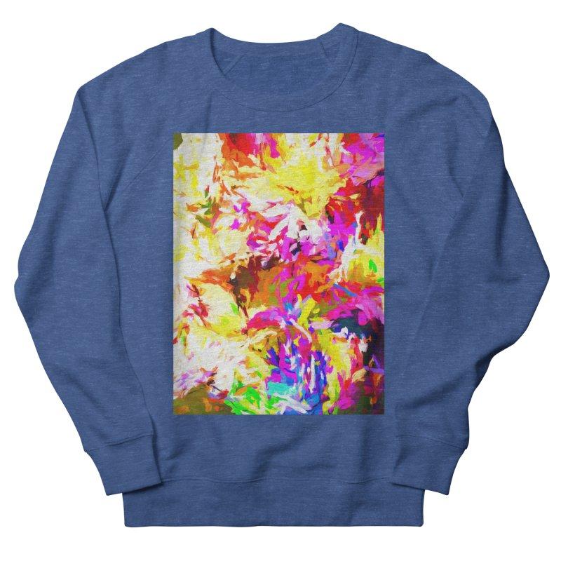 Hot Gargoyle Melting Beneath the Scorching Sun Women's French Terry Sweatshirt by jackievano's Artist Shop