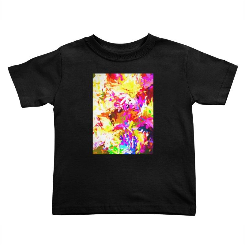 Hot Gargoyle Melting Beneath the Scorching Sun Kids Toddler T-Shirt by jackievano's Artist Shop