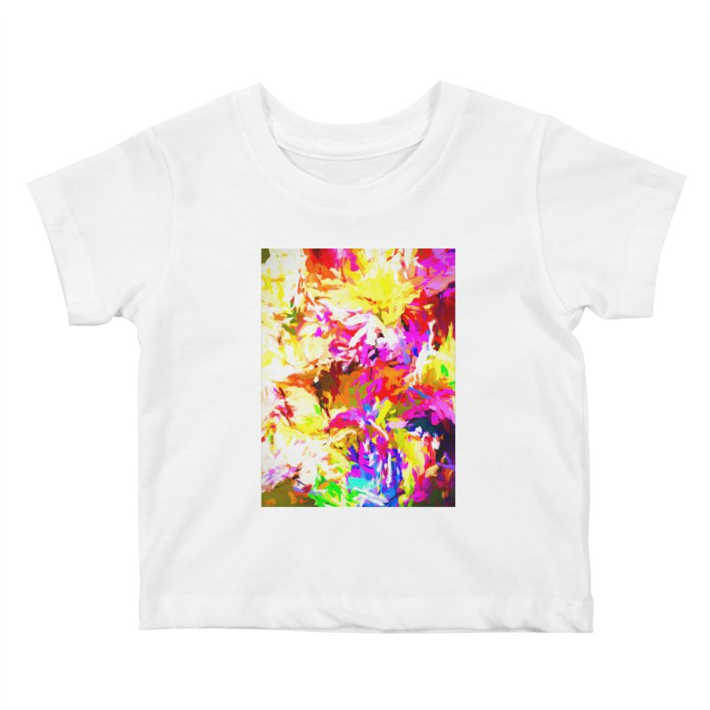 Hot Gargoyle Melting Beneath the Scorching Sun Kids Baby T-Shirt by jackievano's Artist Shop