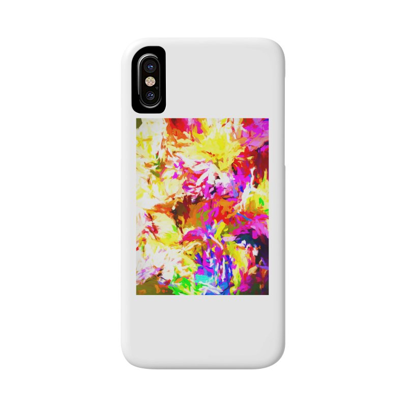 Hot Gargoyle Melting Beneath the Scorching Sun Accessories Phone Case by jackievano's Artist Shop