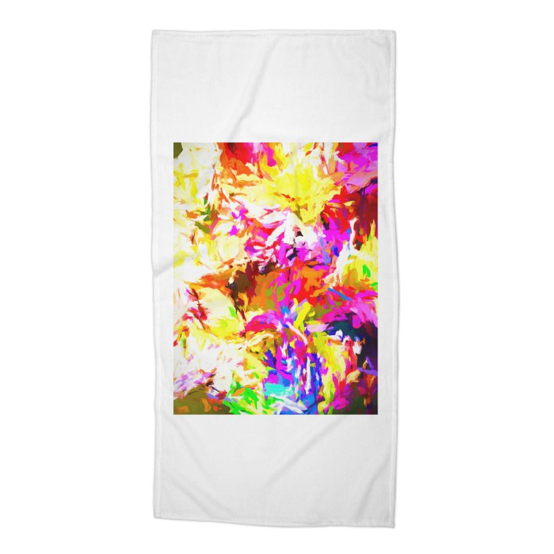 Hot Gargoyle Melting Beneath the Scorching Sun Accessories Beach Towel by jackievano's Artist Shop