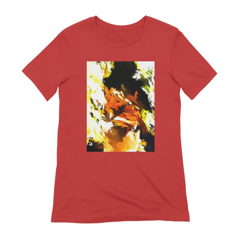 Cathartic Scream of the Sleepless Self Women's Extra Soft T-Shirt by jackievano's Artist Shop