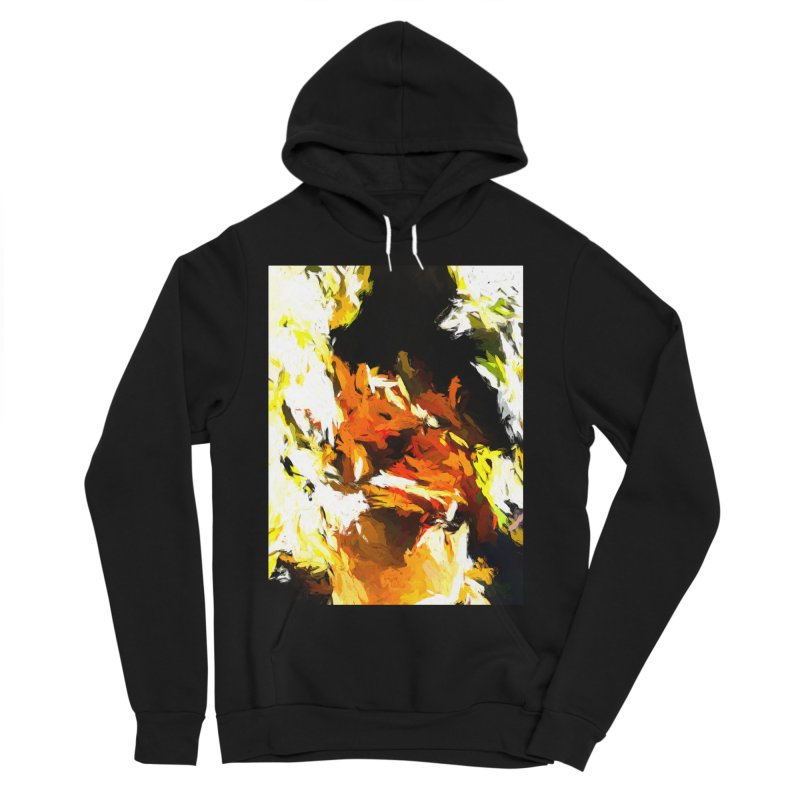 Cathartic Scream of the Sleepless Self Women's Sponge Fleece Pullover Hoody by jackievano's Artist Shop