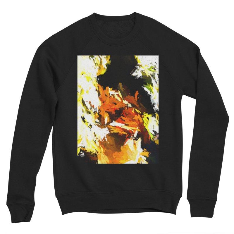 Cathartic Scream of the Sleepless Self Women's Sponge Fleece Sweatshirt by jackievano's Artist Shop