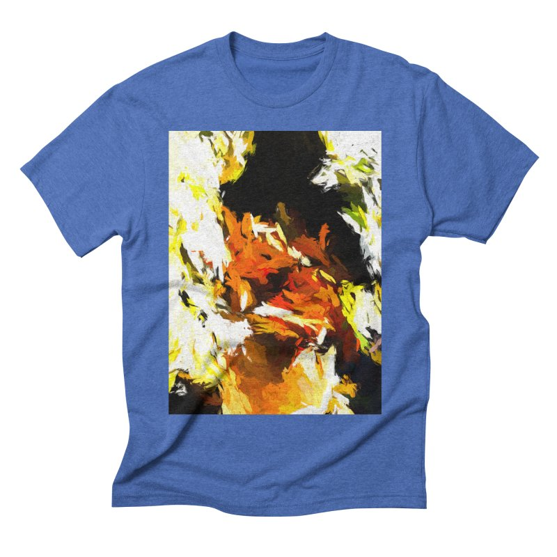 Cathartic Scream of the Sleepless Self Men's Triblend T-Shirt by jackievano's Artist Shop