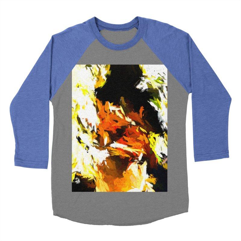 Cathartic Scream of the Sleepless Self Women's Baseball Triblend Longsleeve T-Shirt by jackievano's Artist Shop