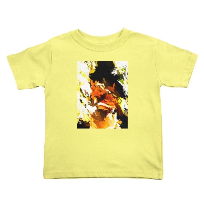 Cathartic Scream of the Sleepless Self Kids Toddler T-Shirt by jackievano's Artist Shop