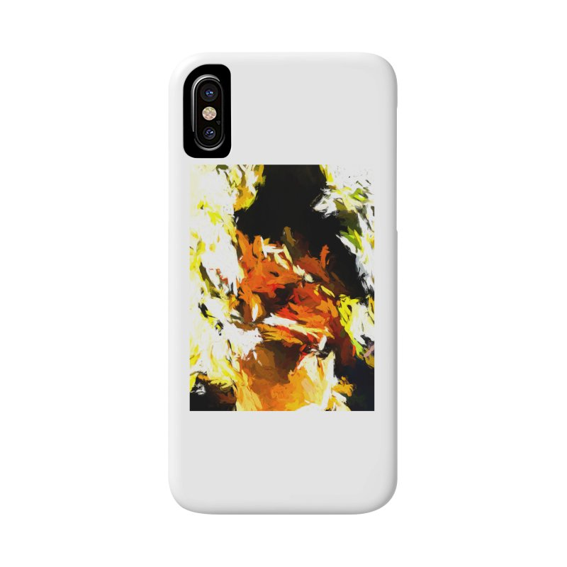 Cathartic Scream of the Sleepless Self Accessories Phone Case by jackievano's Artist Shop