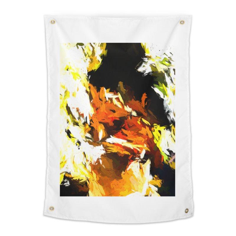 Cathartic Scream of the Sleepless Self Home Tapestry by jackievano's Artist Shop
