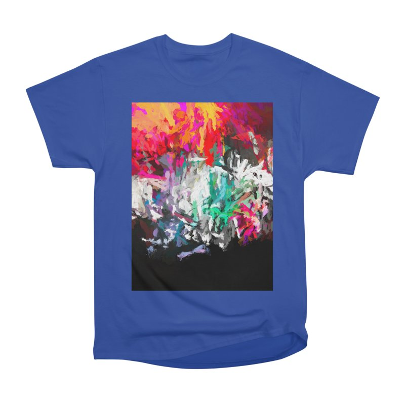 Turmoil and Torment in the Hot City 1 Women's Heavyweight Unisex T-Shirt by jackievano's Artist Shop