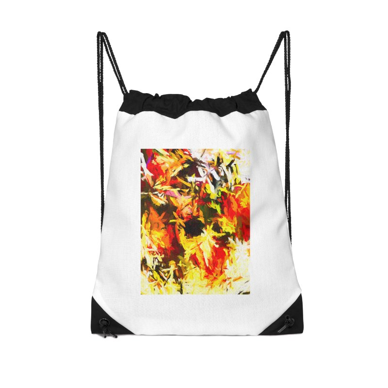 Scarecrow Boogie Accessories Drawstring Bag Bag by jackievano's Artist Shop