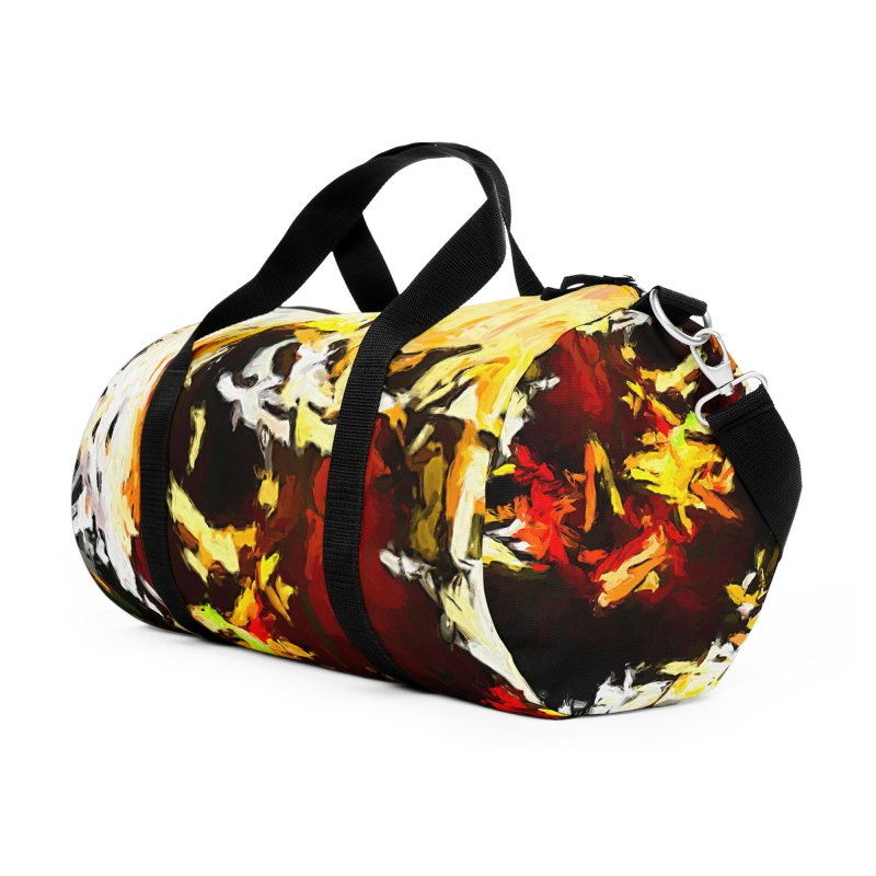 Ant Platypus Accessories Duffel Bag Bag by jackievano's Artist Shop