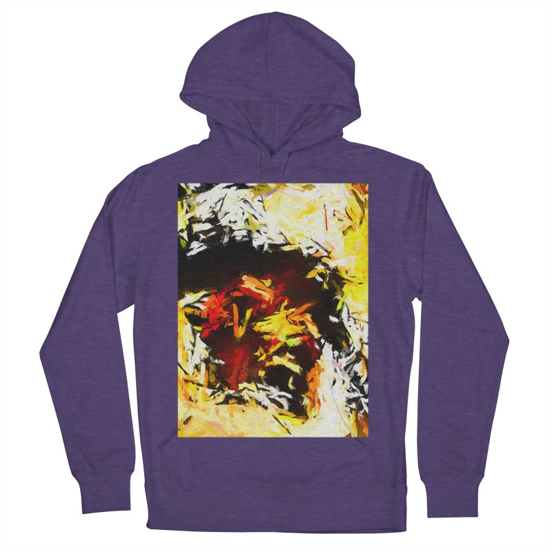 Ant Platypus Men's French Terry Pullover Hoody by jackievano's Artist Shop