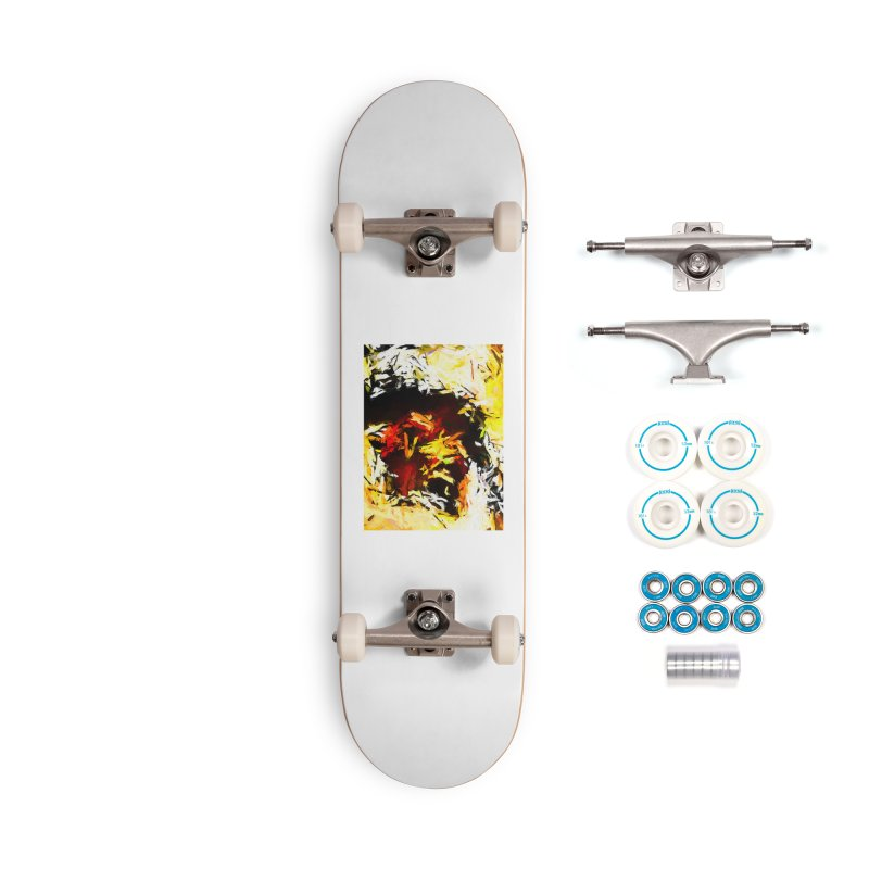 Ant Platypus Accessories Complete - Basic Skateboard by jackievano's Artist Shop