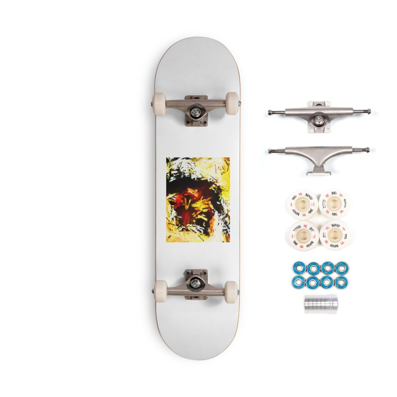 Ant Platypus Accessories Complete - Premium Skateboard by jackievano's Artist Shop