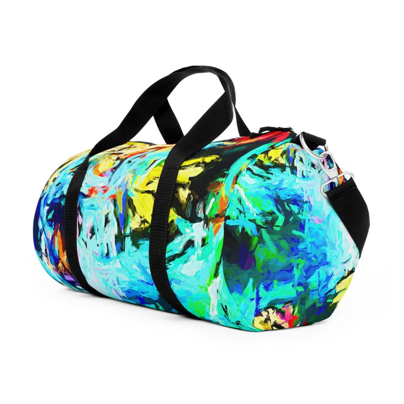 MiMo Accessories Duffel Bag Bag by jackievano's Artist Shop
