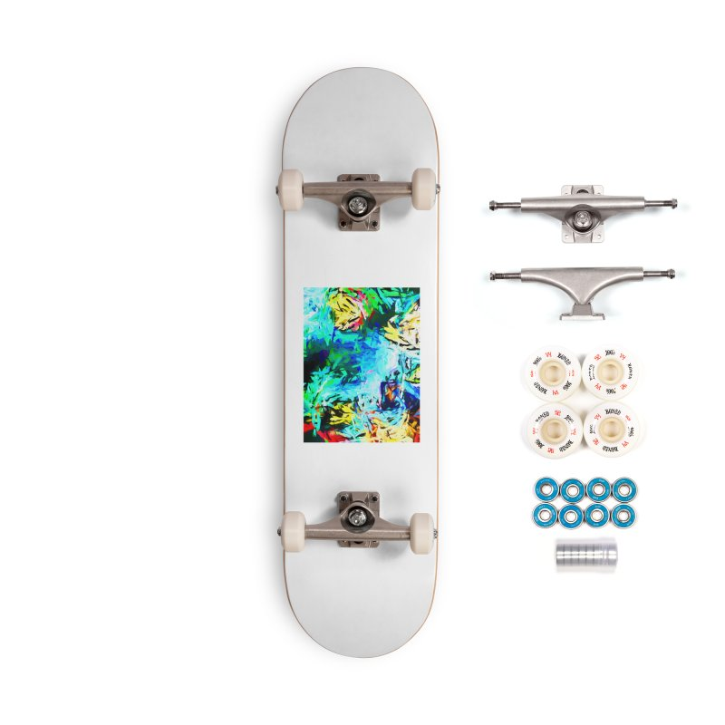 MiMo Accessories Complete - Premium Skateboard by jackievano's Artist Shop