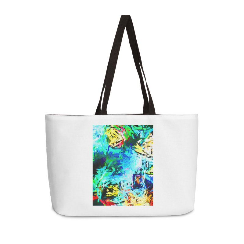 MiMo Accessories Weekender Bag Bag by jackievano's Artist Shop