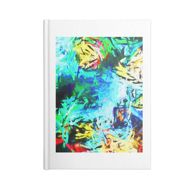 MiMo Accessories Blank Journal Notebook by jackievano's Artist Shop