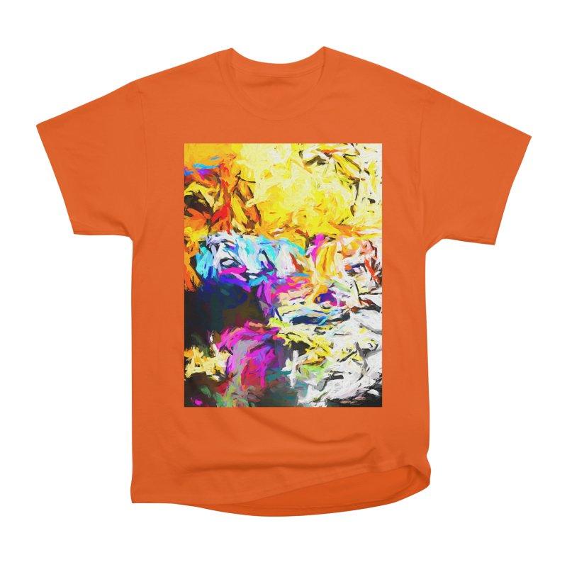 Salamander Smile Women's Heavyweight Unisex T-Shirt by jackievano's Artist Shop